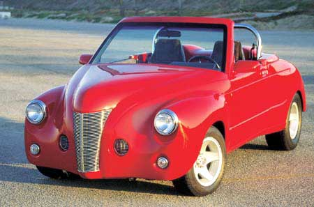 rodster street rod roadster kits are a lot easier, more affordable, and tons of fun